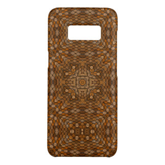 Rustic Scales Kaleidoscope   Phone Cases