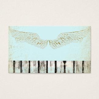 Rustic, Spiritual, Angel Wings, Business Cards,