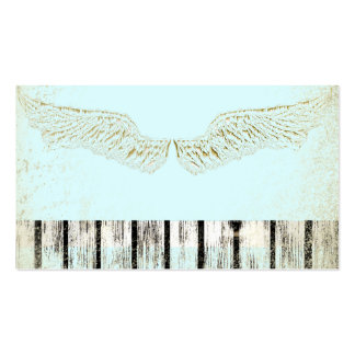 Rustic, Spiritual, Angel Wings, Business Cards, Pack Of Standard Business Cards