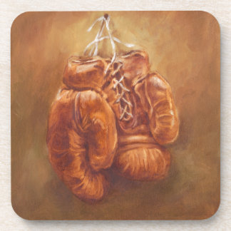 Rustic Sports | Boxing Glove Coaster