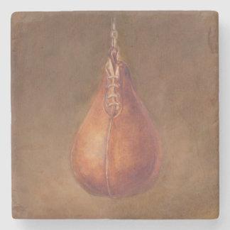 Rustic Sports | Boxing Stone Coaster