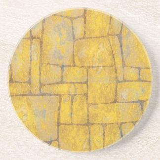 Rustic Stone Coaster