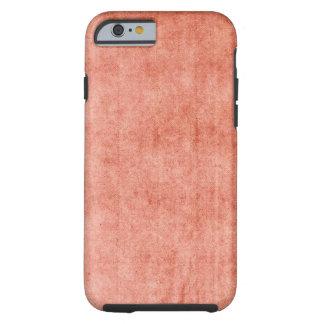 Rustic Terra Cotta Tough iPhone 6 Case