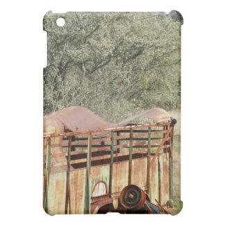 Rustic Trailer iPad Mini Cover