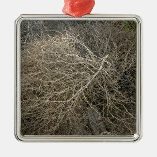 Rustic Tumbleweed Christmas Ornament