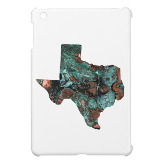 Rustic Turquoise Texas iPad Mini Covers