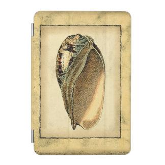 Rustic Vintage Seashell iPad Mini Cover