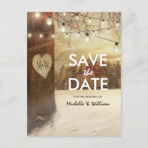 christmas wedding save the dates cards invitations zazzle co uk