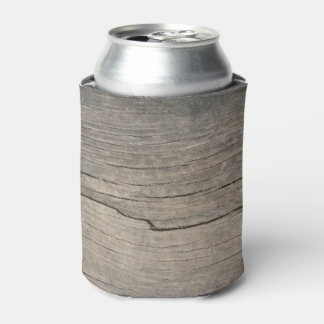 Rustic Wood Can Cooler