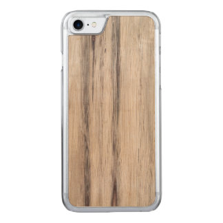 Rustic Wood Carved iPhone 8/7 Case