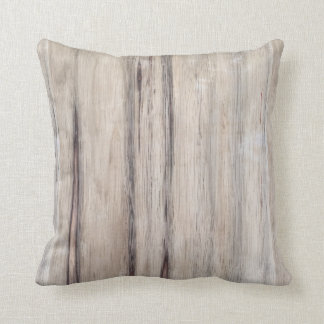 Rustic Wood Cushion