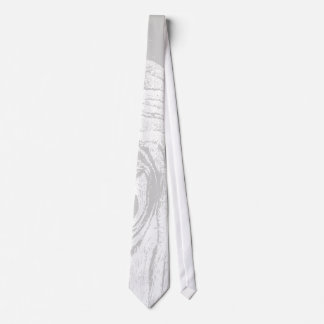 Rustic Wood Grain Wooden Country Nature Wedding Tie