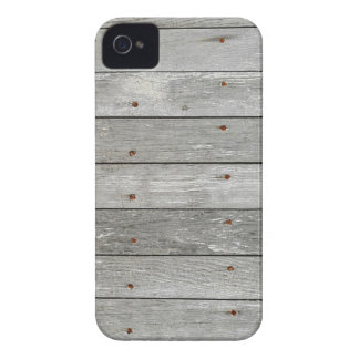 Rustic Wood iPhone 4 Sleeve iPhone 4 Case-Mate Case
