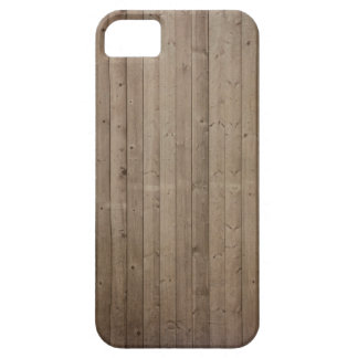 Rustic Wooden Barn Fence Boards Aged Vintage Case iPhone 5 Case