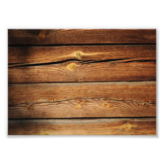 Rustic Wooden Planks  Wood Board Country Gifts Photo