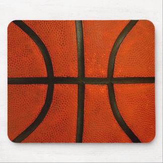 Rustic Worn Basketball Mouse Mat