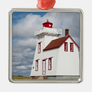 Rustico Harbour, Prince Edward Island. Christmas Ornament