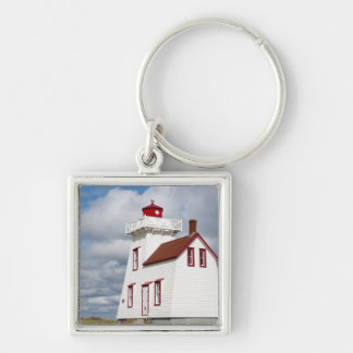 Rustico Harbour, Prince Edward Island. Key Ring