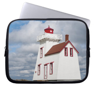 Rustico Harbour, Prince Edward Island. Laptop Sleeve