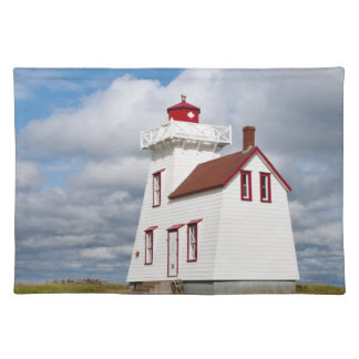 Rustico Harbour, Prince Edward Island. Placemat