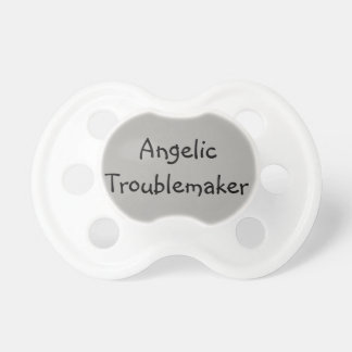 Rustin Quote Pacifier