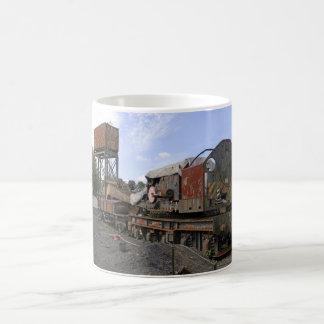 Rusting Railway Relics Mug