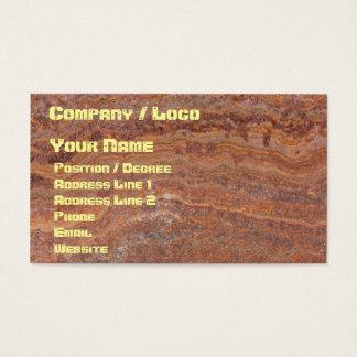 Rusty 02 Business Card