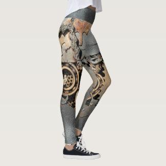 Rusty Android Women's Leggings