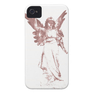 Rusty Angel iPhone 4 Cover