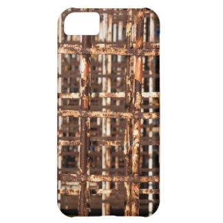 Rusty bars iPhone 5C cases