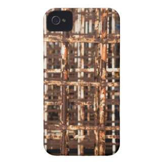 Rusty bars iPhone 4 cover