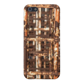 Rusty bars iPhone 5 cover