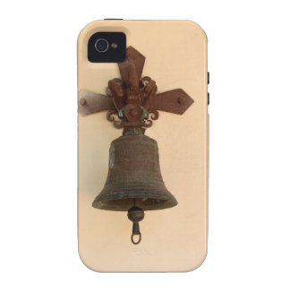 Rusty Bell Case-Mate iPhone 4 Covers