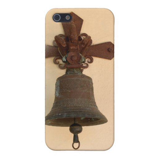Rusty Bell iPhone 5 Cover