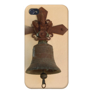 Rusty Bell Cover For iPhone 4