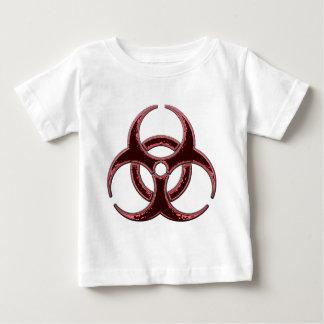 Rusty Bio Hazard Symbol Tees