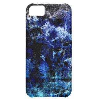 Rusty blue metal 2 iPhone 5C case