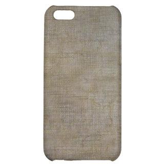 Rusty Canvas iPhone 5C Case