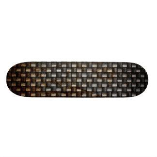 rusty carbon fiber texture skate decks