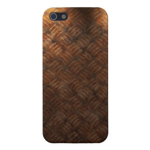 Rusty case case for iPhone 5