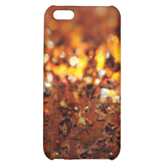 Rusty chrome iPhone 5C cover
