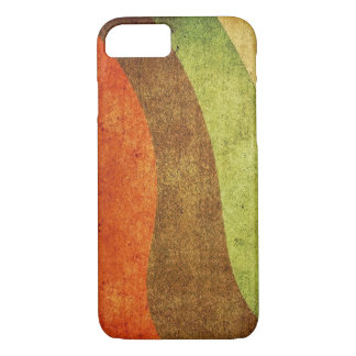 Rusty Colours iPhone 7 Case