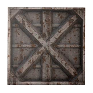 Rusty Container - Beige - Ceramic Tiles