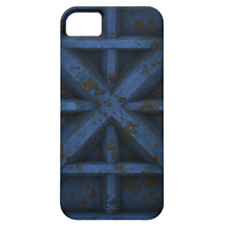Rusty Container - Blue - iPhone 5 Covers