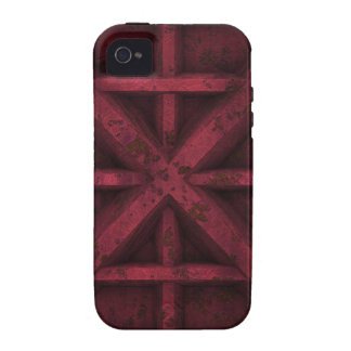 Rusty Container - Red - iPhone 4/4S Case