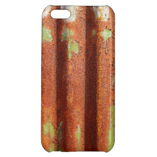 Rusty Corrugated Metal iPhone 5C Cases