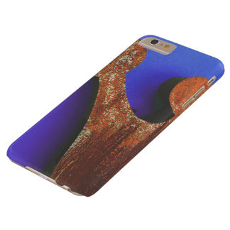 Rusty crown barely there iPhone 6 plus case