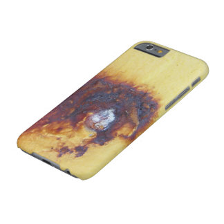 rusty design plate iphone 6s hard case