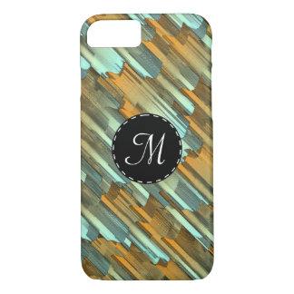 Rusty edges iPhone 7 case