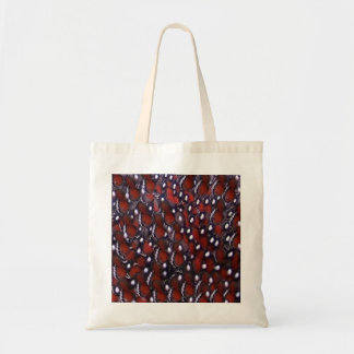 Rusty Feather Design Tote Bag